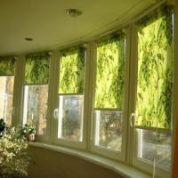 Купить шторы на балкон в Симферополе