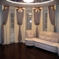 Купить шторы для зала в Симферополе