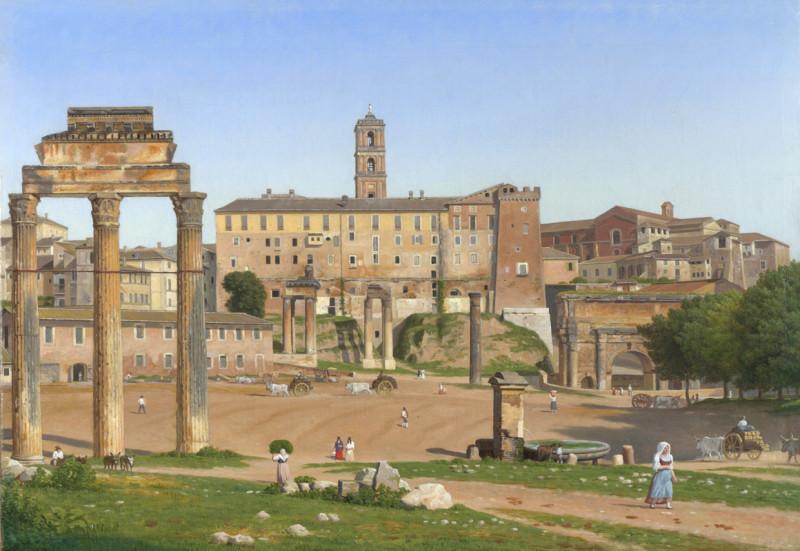 Итальянские развалины