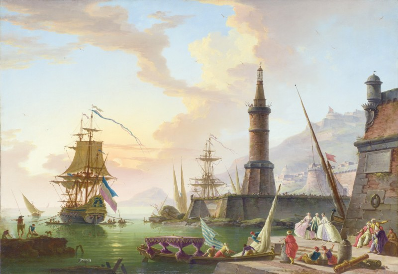 Старинная гавань