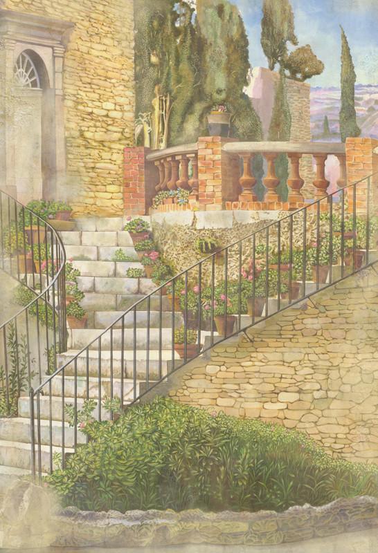 Итальянская лестница