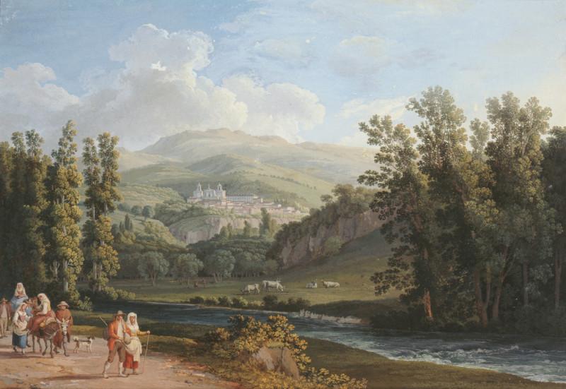 Река село