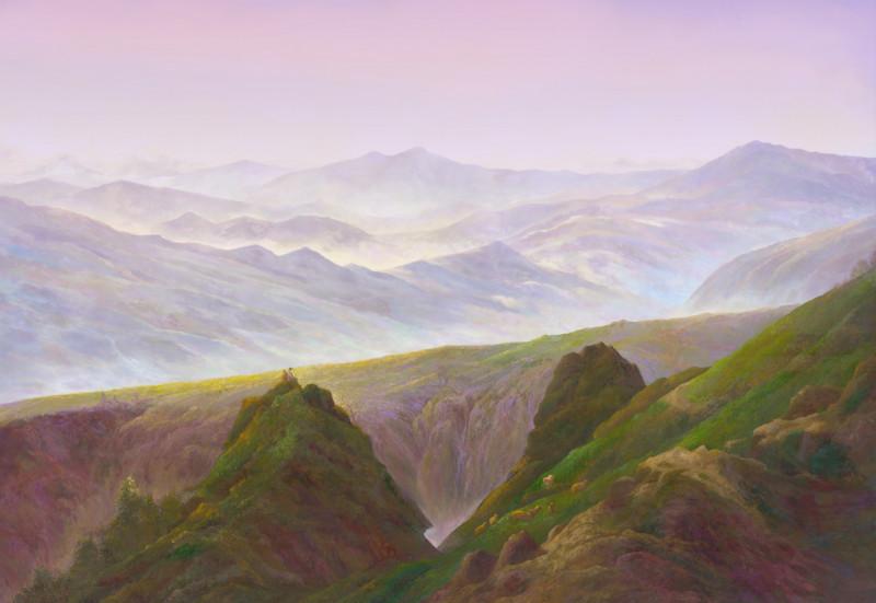 Зеленые вершины