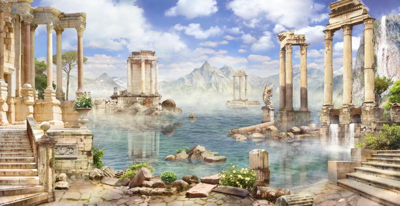 Греческие развалины