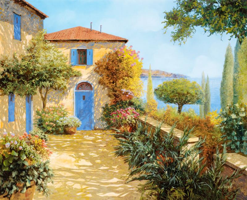 Пригород Франции